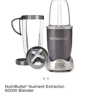 Nutribullet Nutrient Extractor 600W Blend